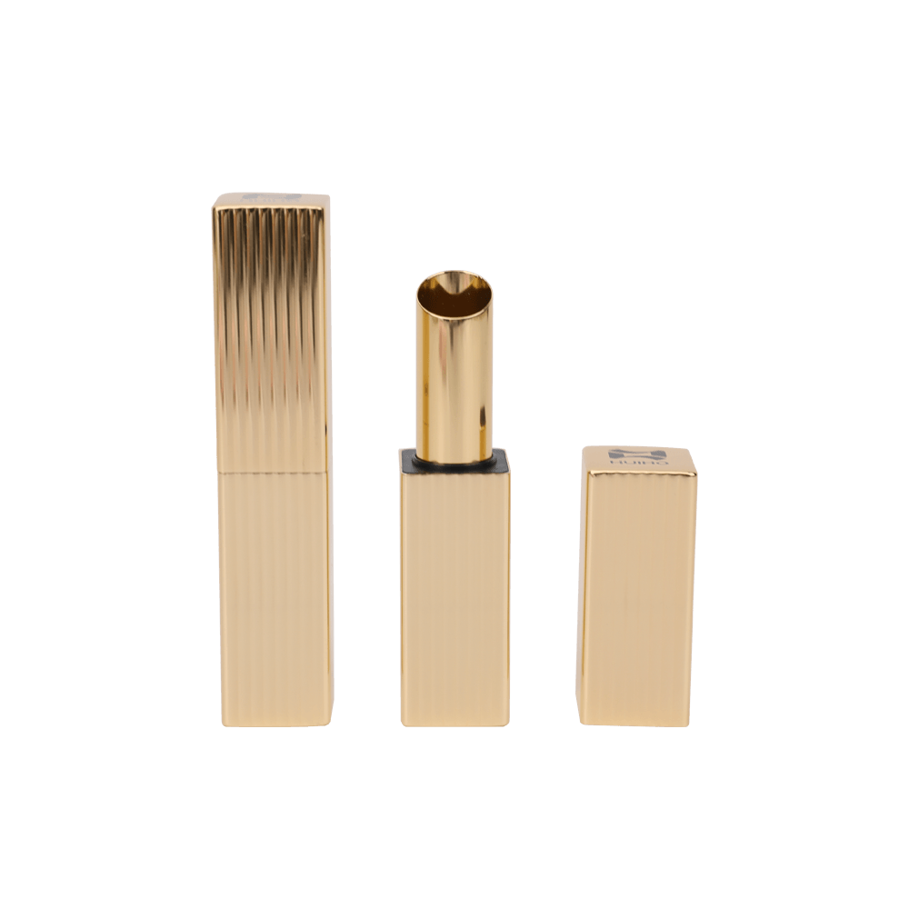 Empty square lipstick tube HL8263