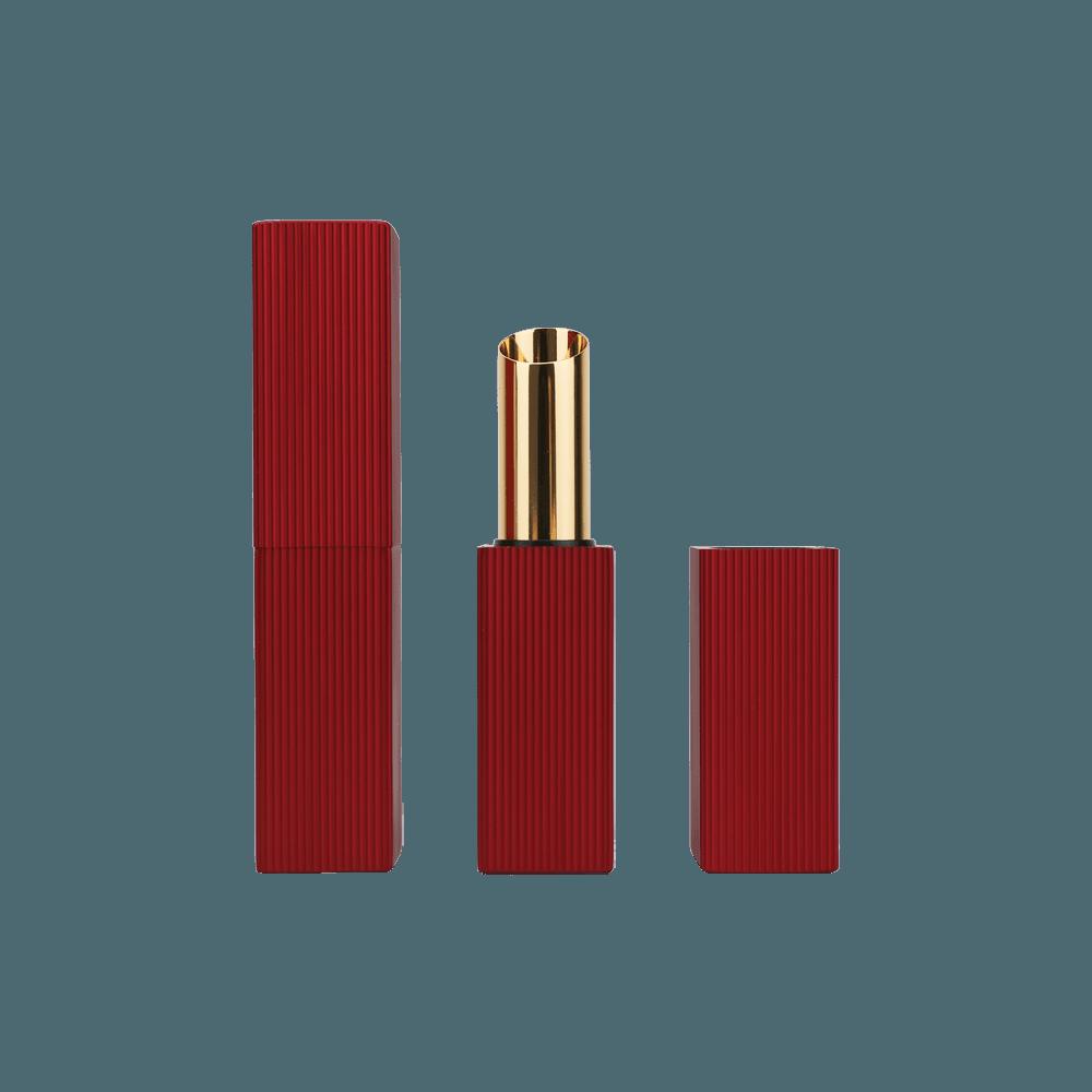 Square Red Lipstick Case HL8283