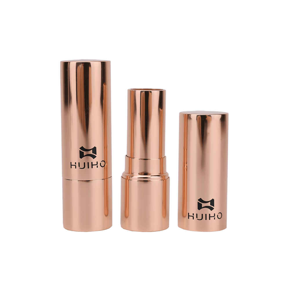 Round cosmetic tube Lipstick Container HL8319