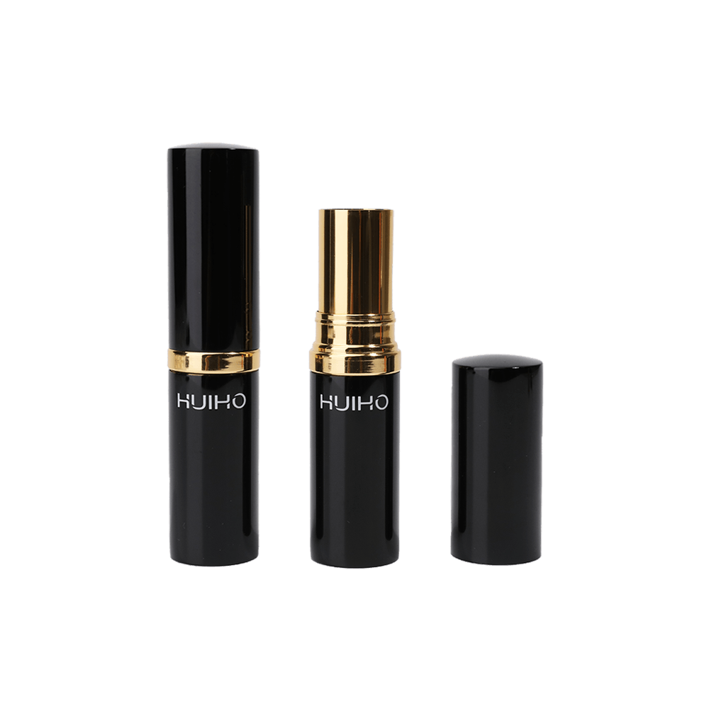 Round Custom Cosmetic concealer Stick Case HL8321