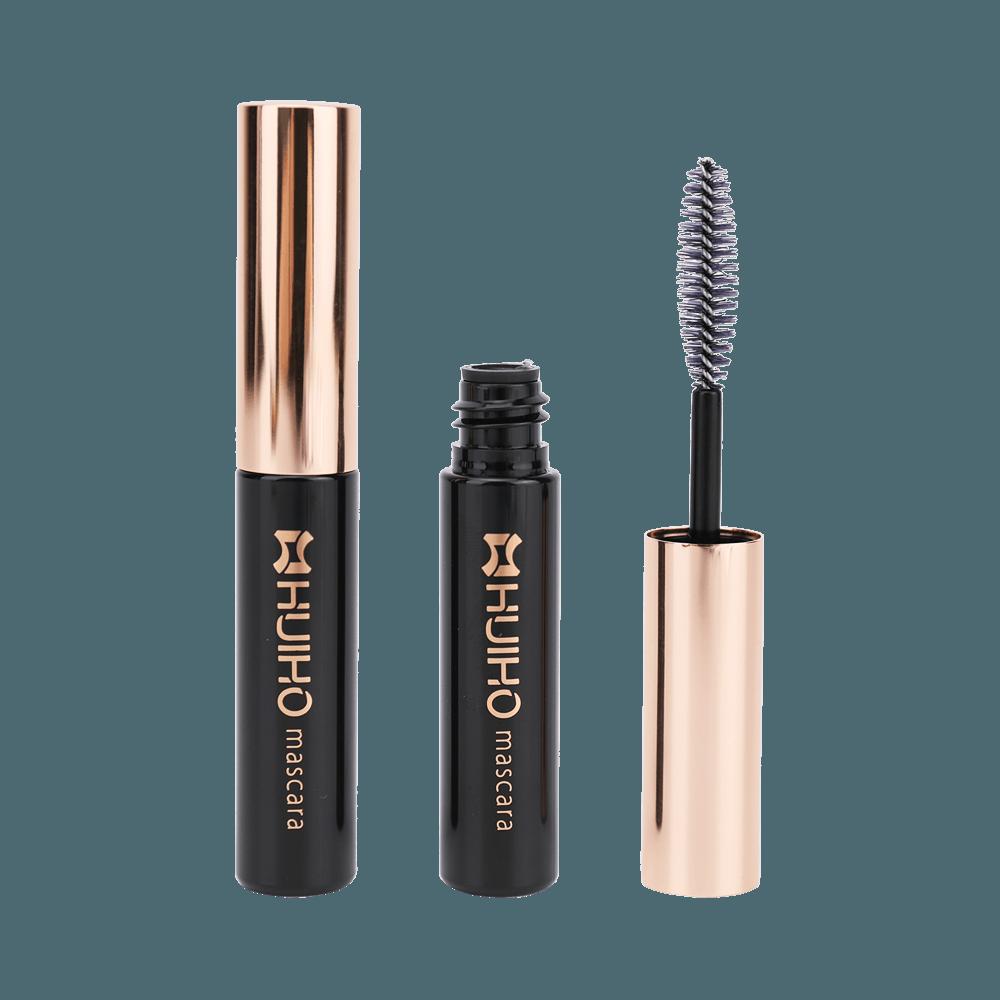 Design black mascara tube and gold wand HM1168