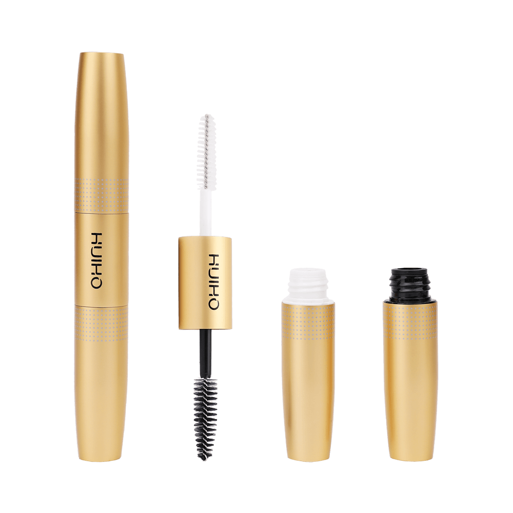 Golden Matte Mascara Empty Packaging HM1118